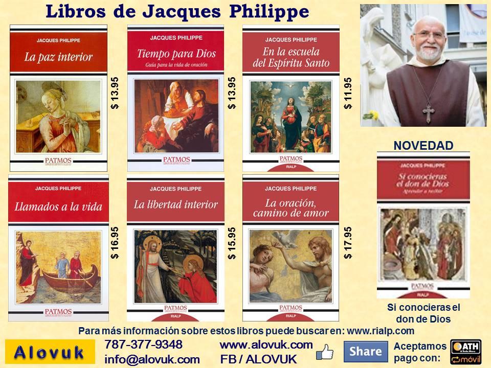 Lecturas espirituales alovuk - La paz interior jacques philippe ...